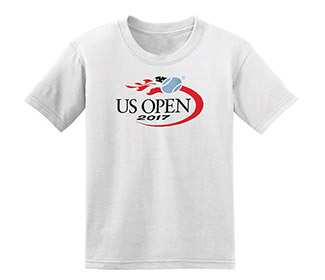 US Open 2017 Patriotic Logo Youth Tee