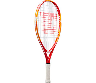 Wilson US Open 21 J/R (Strung) (No Cover)